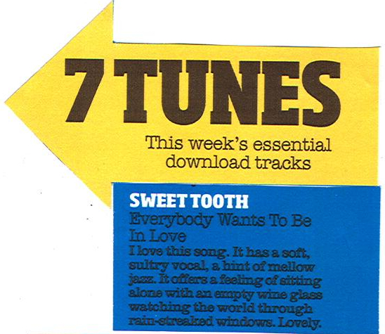 SweetTooth SunMail Scotland